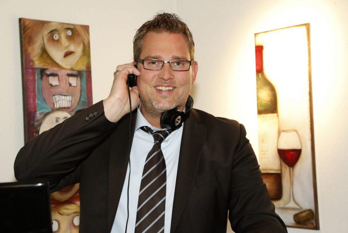 DJ Thorsten @work