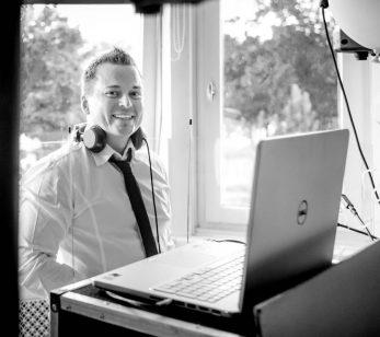 Hochzeits DJ Florian @work