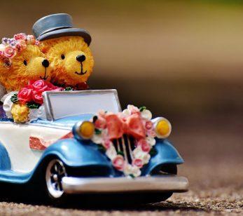 Hochzeitsbären